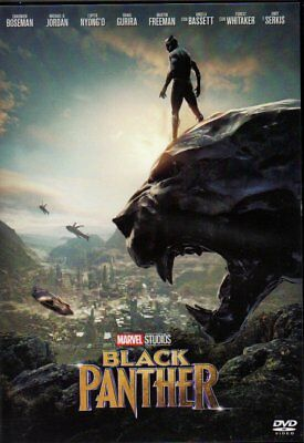 Black Panther DVD marvel studio
