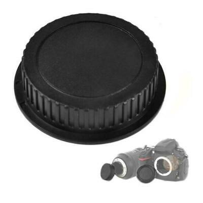 Black Body Cap Lens Rear Cap For All Nikon Camera SLR DSLR mu W4R6