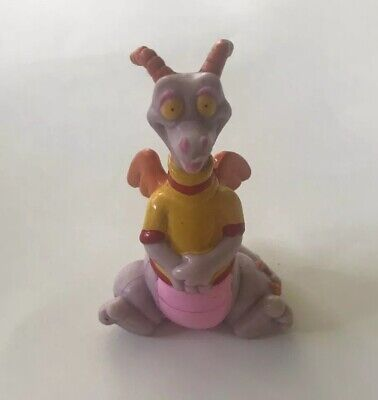 Vintage Figment the Dragon Walt Disney Productions 1982 Resin Used