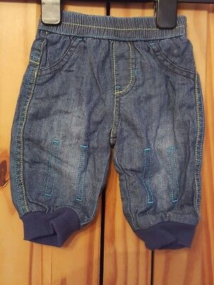 boys jeans age 0-3 months george