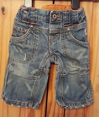 baby boys jeans age 9-12 months M&S