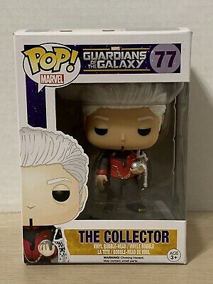 Funko Pop! The Collector #77 Marvel Guardians of the Galaxy VAULTED/RETIRED