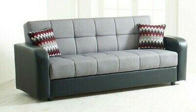 Superb Turkish Luxury Sofa Settee Click Clack Bed With Storage Pabps2019 Chair Design Images Pabps2019Com