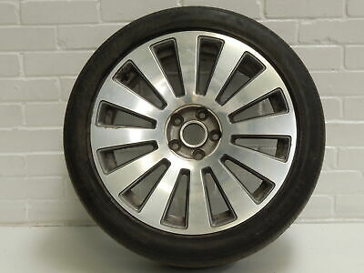 "Audi A8 D3 19"" Genuine Multi Spoke Alloy Wheel 5X112 #15 4E0601025N"