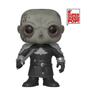 Funko POP! TV Game of Thrones 6 inch The Mountain Unmasked Presell