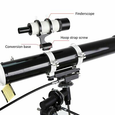 Astronomical Telescope Accessories Monocular Base Finder Scope Outdoor Camping