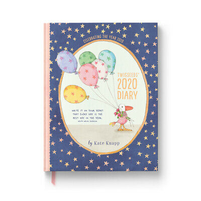 Twigseeds 2020 Diary By Kate Knapp 9326494020548