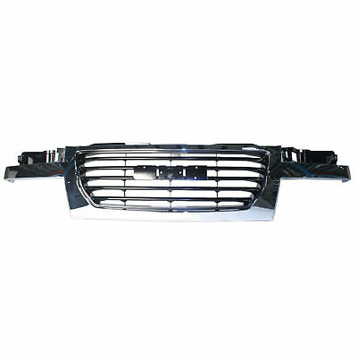 New For GMC CANYON Pickup 4-Door Front Grille Fits 2004-2012 12335793 GM1200530