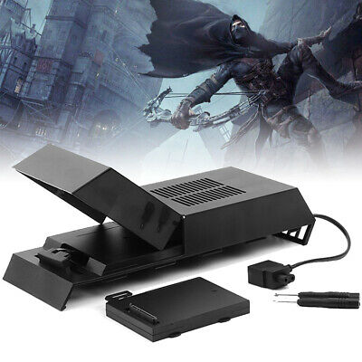 Data Bank Box 8TB Storage Capacity Hard Drive External Game For Sony PS4 US New