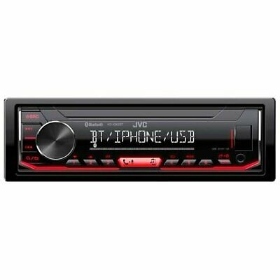 JVC KD-X362BT Autoradio Reproduktion Direkt USB/MP3 Bluetooth 4x50 Watt