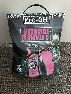 Muc-Off Motorcycle Essentials Kit - Damaged box