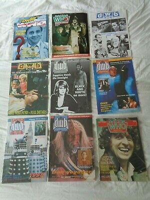 37     Dr Who Magazine - DWB  - Magazines For Sale
