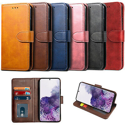 For Samsung Galaxy A10 A20e A40 A50 Luxury Phone Wallet Case Leather Cover Trend