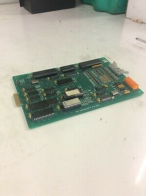 Hurco CRT Controller Board, P/N 415-0174-002, Rev C, Used, Warranty