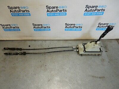 Nissan Note (2006 - 2013) Mk1, 6 Speed Gear Linkage And Cables, With Knob