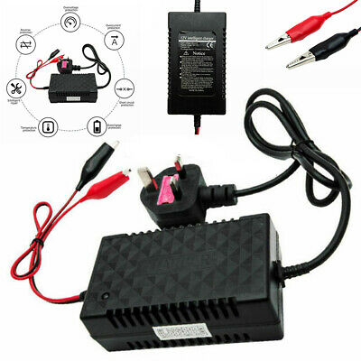 12V Intelligent Motorbike Motorcycle Charger Battery Automatic Trickle Smart Toy