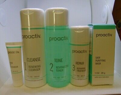 Proactiv Solution 3-Step Acne Treatment System 60 Day Treatment