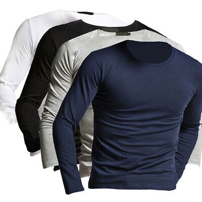 Men T-shirts Tee Shirt Tops Pullover Crew Neck 1pc Hot Brand New High Quality