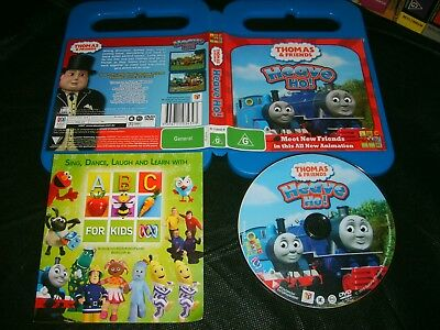 Dvd *Thomas & Friends: HEAVE HO! (7 Stories)* 2010 Australian ABC For Kids Issue