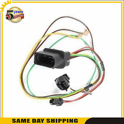 RIGHT HEADLIGHT HEAD Lamp Wiring Harness Connector For ... on