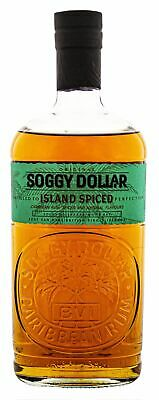 Soggy Dollar Island Spiced 0,7l, alc. 35 Vol.-% Rum British Virgin Island