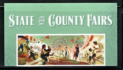 Hick Girl Stamp- Beautiful Mnh. U. S. Forever Stamp State & County Fairs     A1