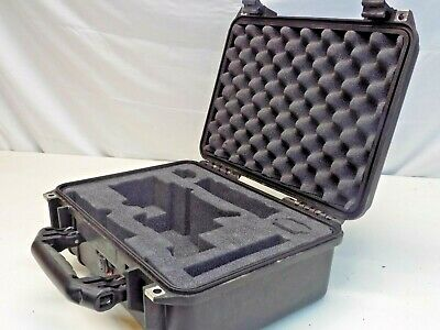 Military Surplus Pelican 1450 Photo/Equipment Case w/ Foam, for Thermal-Eye 2500