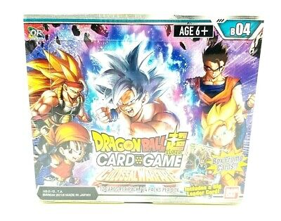 Dragon Ball Super Booster Colossal Warfare Card Game in Box, New & Sealed