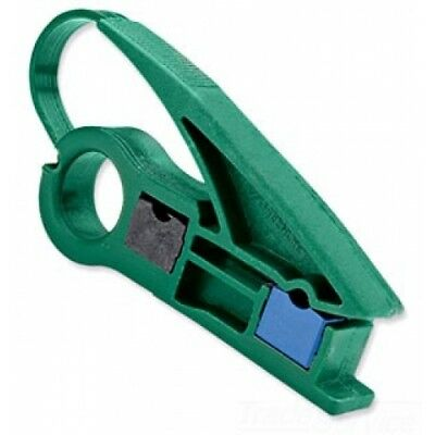 Greenlee Utp Coax Cat5 Stripper Stripping Tool #45677