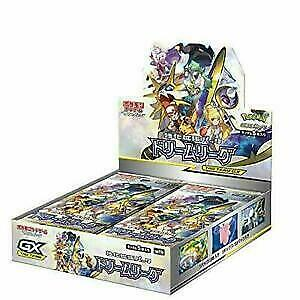 Pokemon Card Japanese - Dream League Booster BOX from JAPAN F/s