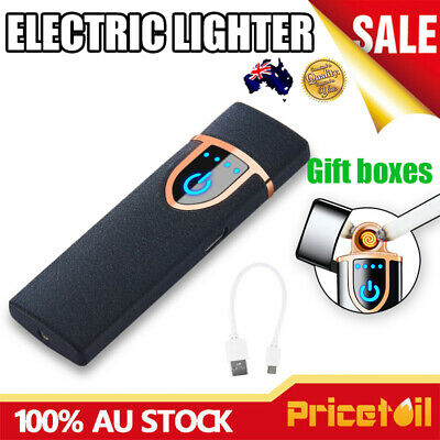Tungsten wire safe cigarette lighter electric lighter gift box windproof new