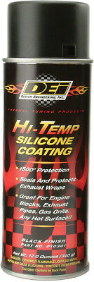 DEI Hi-Temp Exhaust Wrap Silicone Coating Silver 4x4 Race Offroad 010302