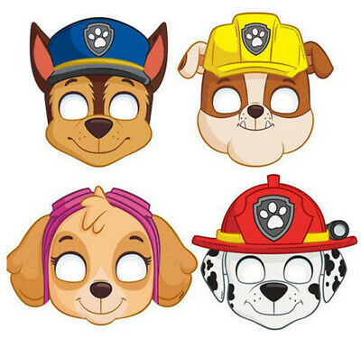 Paw Patrol Table Decoration Kit Boys Birthday Party Supplies