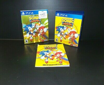 SONIC MANIA PLUS for PlayStation 4 [New PS4] - $29 34 | PicClick