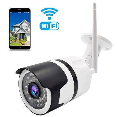 Telecamera Ip Camera Hd Wireless Led Ir Infrarossi Ipcam Tf 36 Led Esterno Wifi