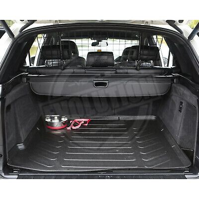 DOG GUARD Boot Pet Safety Mesh Grill EASY HEADREST FIT fits VOLKSWAGEN TOUAREG