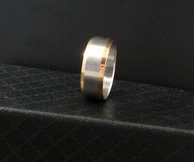 bague or taille 64 femme