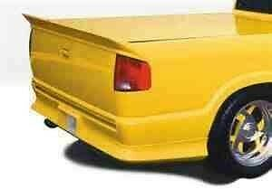 FITS 94-03 CHEVY S10 Sonoma WW Style Tailgate Trunk Spoiler