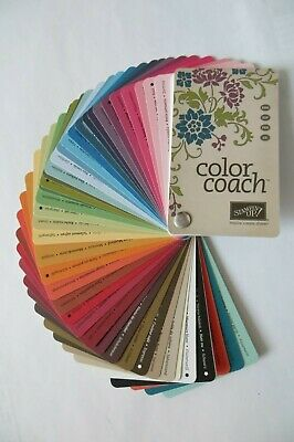 Stampin Up - Color Coach / Farb-Coach