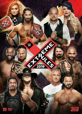 WWE: Extreme Rules 2019 [New DVD] Ac-3/Dolby Digital, Amaray Case, Dolby