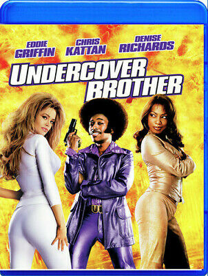 Undercover Brother [New Blu-ray] Manufactured On Demand