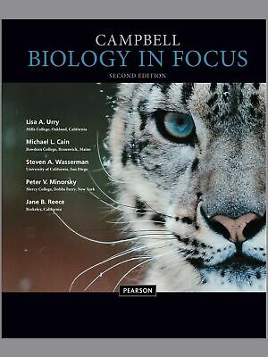Campbell Biology In Focus 2nd Edition By Lisa A. Urry {P.D.F}