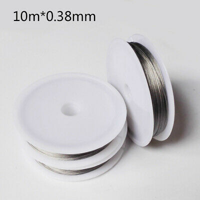 0.3-0.5mm Strands Wire Fishing Line Trace Multifilament 10M Fishing New