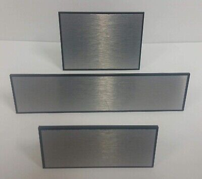 Acrylic Plaque display stand - 3 Sizes - Master Replicas MR EFX Plaques