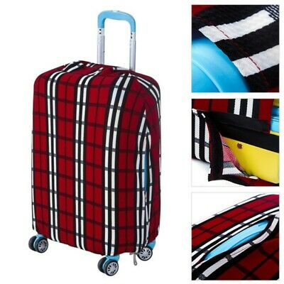 18-29'' Suitcase Protective Cover Bag Dustproof Case Protector USA Luggage New