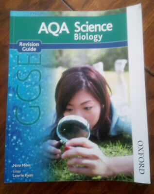 AQA GCSE Biology Science Students Book Revision Oxford