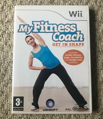 best sneakers the latest timeless design MY FITNESS COACH: Get In Shape (Wii) PEGI 3+ Activity ...