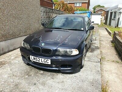 BMW 3 Series 330i 330ci Coupe Msport Drift Welded diff remap coilover hydro skid