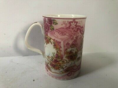 Royal Albert Old Country Roses Afternoon Tea Fine China Coffee Mug Cup