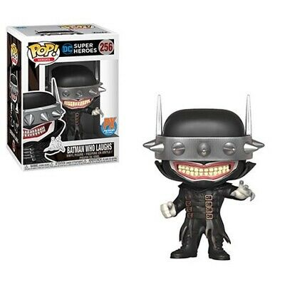 Batman Who Laughs Funko Pop! DC Super Heroes #256 PX Previews Exclusive In Stock